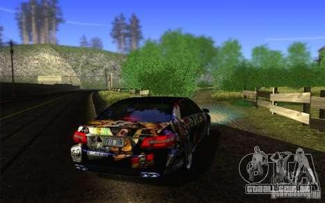 Awesome HD Graphic ENB Setts para GTA San Andreas segunda tela