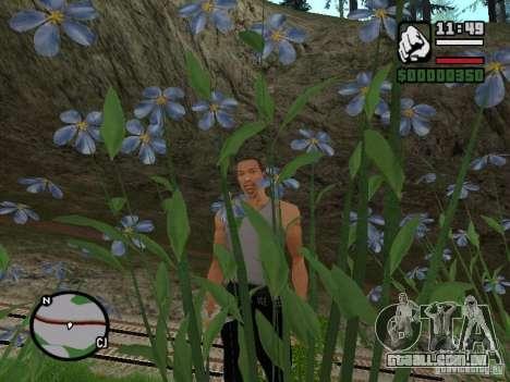 Perfeita realidade para GTA San Andreas segunda tela
