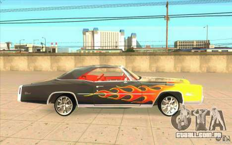 Arfy Wheel Pack 2 para GTA San Andreas décima primeira imagem de tela