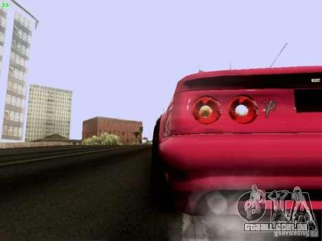 Lotus Esprit V8 para GTA San Andreas vista direita