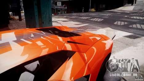 Lamborghini Aventador LP700-4 2011 [EPM] para GTA 4 rodas