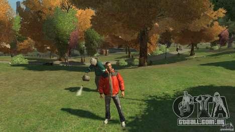 Bela vegetação para GTA 4 segundo screenshot