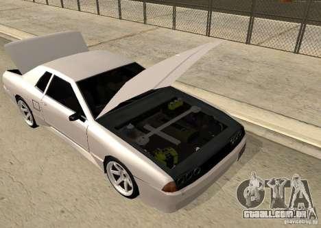 Elegy MIX v2 para GTA San Andreas vista direita