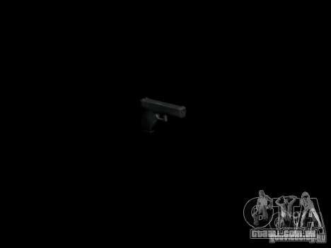 Armas do GTA 4 para GTA San Andreas sexta tela