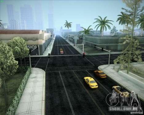 Novas estradas ao redor de San Andreas para GTA San Andreas décima primeira imagem de tela