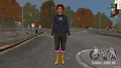 Player Selector para GTA 4 segundo screenshot