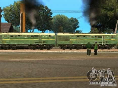 4TÈ10S-0013 para GTA San Andreas vista direita