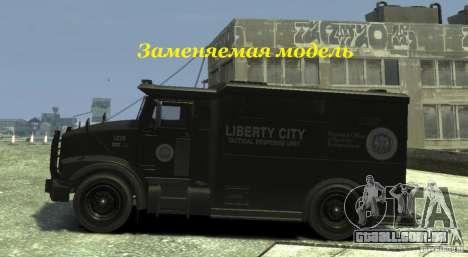 Ultimate NYPD Uniforms mod para GTA 4 por diante tela