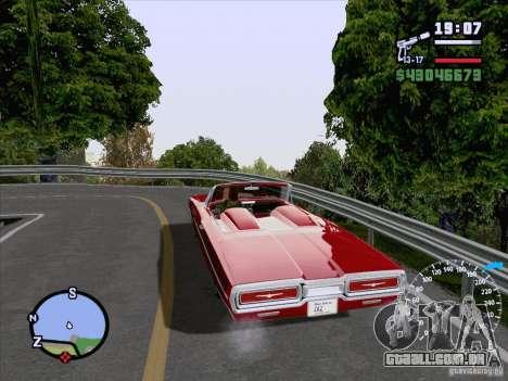 ENB Series v1.5 Realistic para GTA San Andreas quinto tela