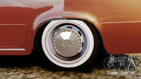 Resto Vaz-2101 para GTA 4 vista inferior