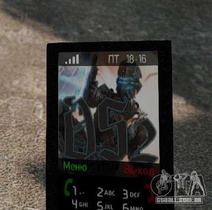 Novos temas para o seu telefone para GTA 4 terceira tela