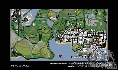Island of Dreams V1 para GTA San Andreas sexta tela