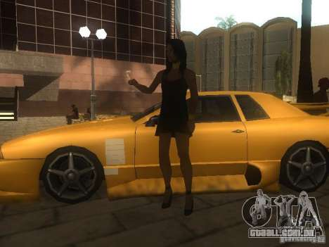 Reality GTA v2.0 para GTA San Andreas terceira tela
