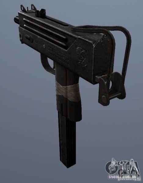 MAC10 para GTA San Andreas segunda tela
