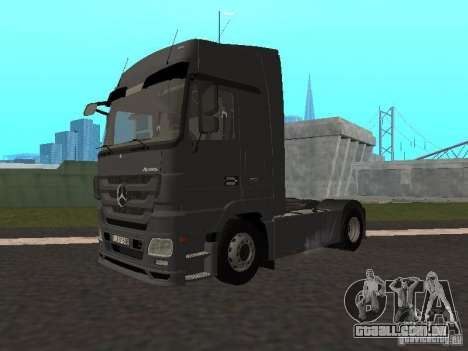 Mercedes-Benz Actros MP3 para GTA San Andreas