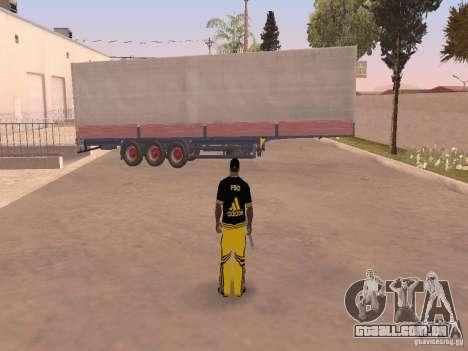 Kogel para GTA San Andreas