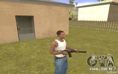 Máquina especial do eixo para GTA San Andreas terceira tela