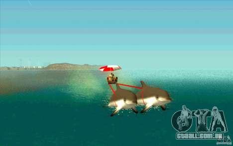 FlexyDolphin para GTA San Andreas
