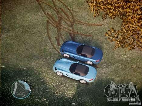 Dodge Viper SRT-10 2003 para GTA 4 esquerda vista