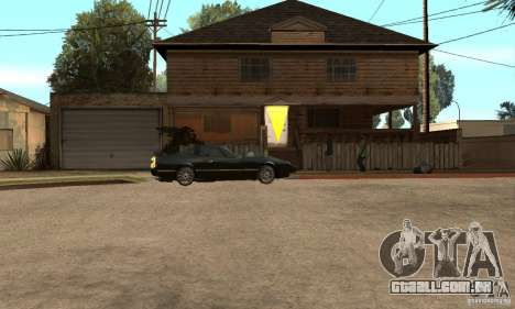 Save Car Anywhere v2 Beta para GTA San Andreas
