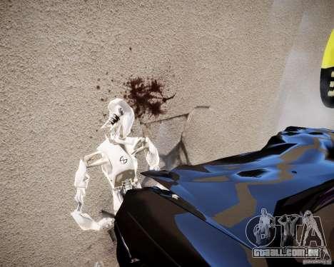 Crash Test Dummy para GTA 4 quinto tela