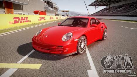 Porsche 911 Turbo V3 (final) para GTA 4