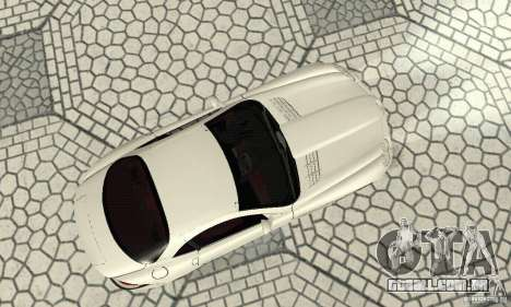 Mercedes-Benz McLaren V2.3 para GTA San Andreas vista traseira
