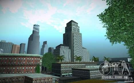 Arranha-céus de HD para GTA San Andreas nono tela