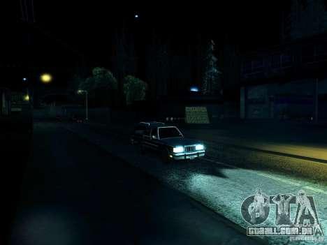 ENBSeries by muSHa para GTA San Andreas sexta tela