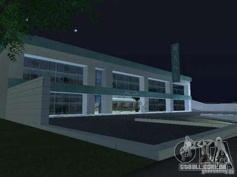 Carros novos de Wang Auto-salão de beleza para GTA San Andreas segunda tela