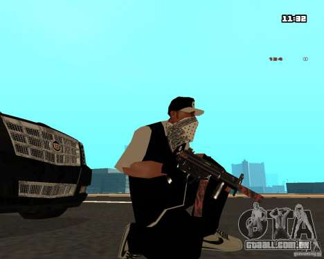 Weapon Pack para GTA San Andreas terceira tela