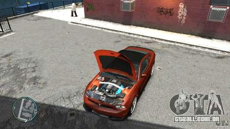 Ford Mustang Boss 302 2012 para GTA 4 esquerda vista