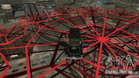 Smith Thunderbolt Mafia II para GTA 4 vista inferior