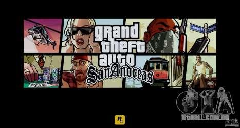 HD Loadscreens v1.01 para GTA San Andreas