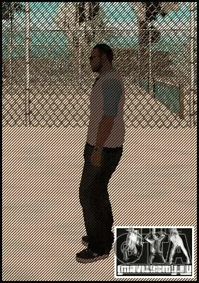 Novo repórter para GTA San Andreas quinto tela