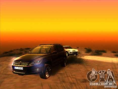 ENBSeries by Fallen v2.0 para GTA San Andreas sétima tela
