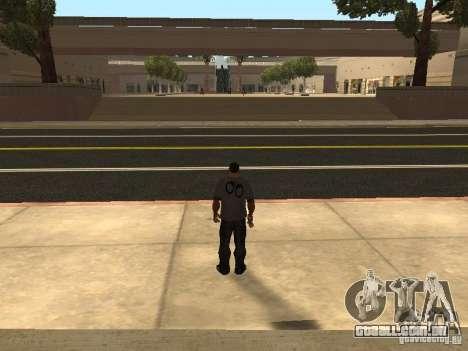 Novas estradas em Los Santos para GTA San Andreas terceira tela