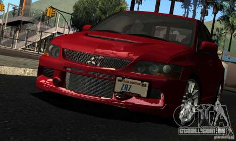 ENBSeries RCM para o PC fraco para GTA San Andreas terceira tela