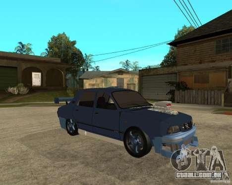 Dacia 1310 tuning para GTA San Andreas vista direita