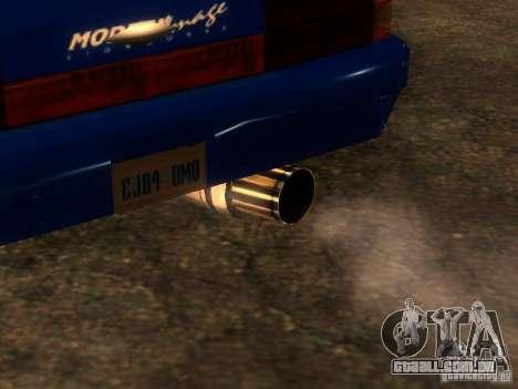 Previon FNF3 para GTA San Andreas vista direita