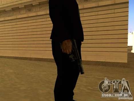 USP45 Tactical para GTA San Andreas segunda tela