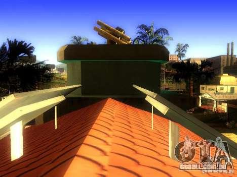 Base da Grove Street para GTA San Andreas oitavo tela
