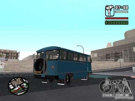 Chernigov SYD-03 para GTA San Andreas vista direita