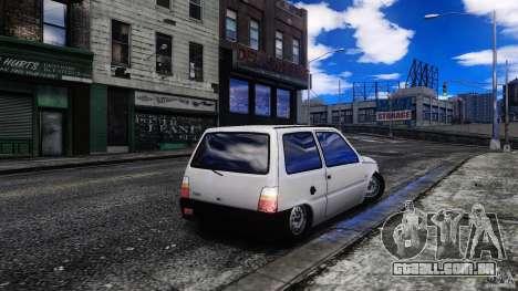VAZ 1111 Oka para GTA 4 traseira esquerda vista