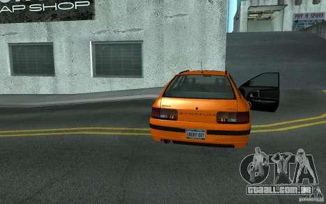 Estrato de GTA IV para GTA San Andreas vista superior