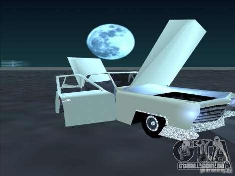 Cadillac Stella para GTA San Andreas vista direita