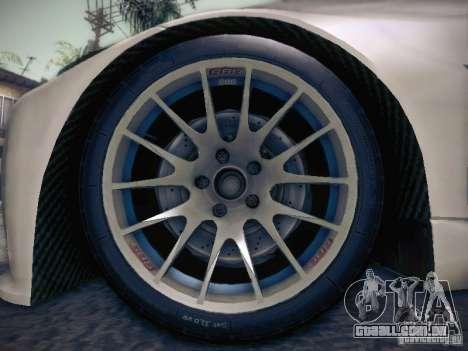 BMW 320SI Drift para o motor de GTA San Andreas