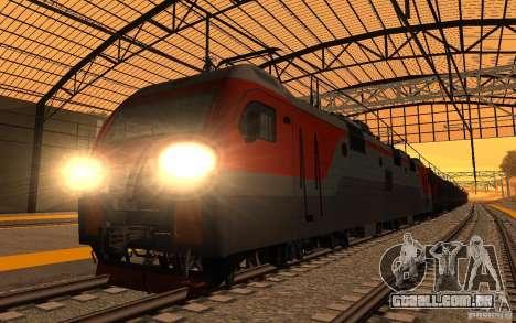 FERROVIÁRIA mod II para GTA San Andreas sétima tela