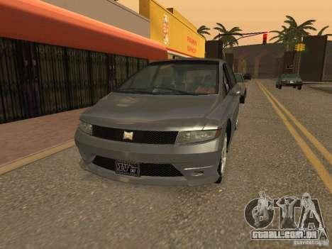 Perene de GTA 4 para GTA San Andreas