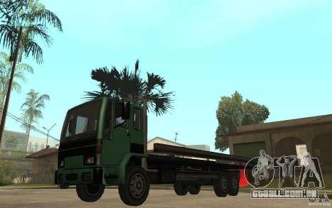 DFT30 Dumper Truck para GTA San Andreas